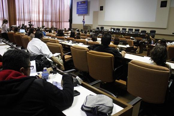Claudurado ICOM-ULEPICC 2015. Foto: José Raúl Concepción/Cubadebate.