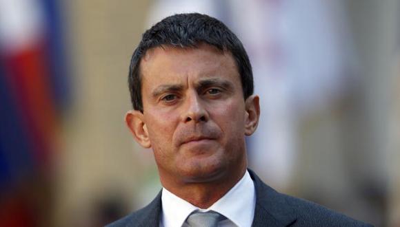 Manuel Valls arremetió contra la derecha. Foto: Reuters