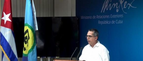 Marcelino Medina González. Foto tomada de CARICOM-Cuba