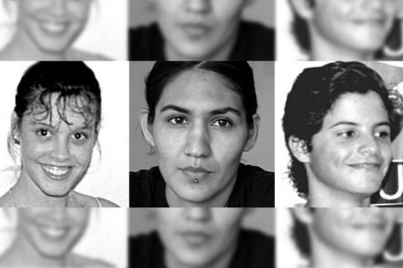 María, Felipe Caracoche y Tamara Arze, otros nietos argentinos con su madre viva. Imagen: Infojus Noticias.