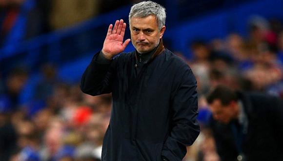 Morinho dice adiós al Chelsea. Foto tomada de Infoabe.