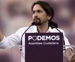Pablo Iglesias, secretario general de Podemos. Foto: AFP/Dani Pozo.