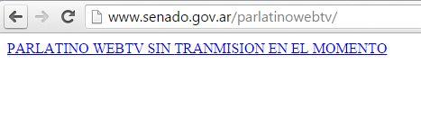 Parlatino WebTV