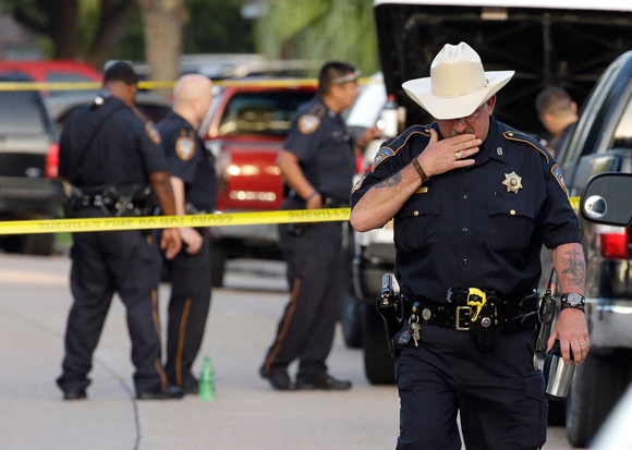 Houston Home Mass Shooting