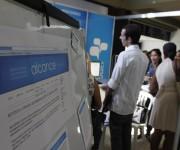 """Presentación de la revista """"Alcance"""" durante ICOM-ULEPICC 2015. Foto: José Raúl Concepción/Cubadebate."""