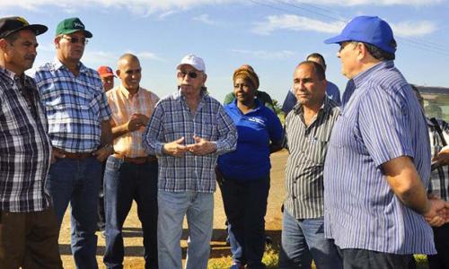Foto: Tomada de la Agencia Cubana de Noticias.