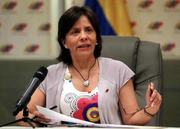 Sandra Oblitas. Foto: Tomada de laradiodelsur.com.ve640 × 459Buscar por imágenes Sandra Oblitas: