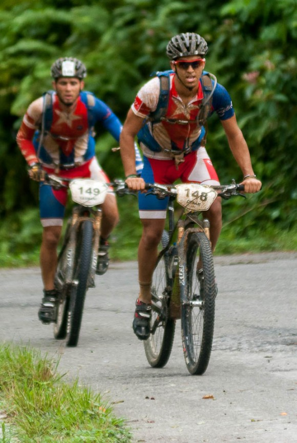 Titán Tropic Cuba de ciclismo de montaña el martes 8 de diciembre de 2015. FOTO de Calixto N. Llanes (CUBA)