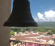 Trinidad desde la torre del museo de la lucha contra bandidos. Foto Elina Glez Labrada