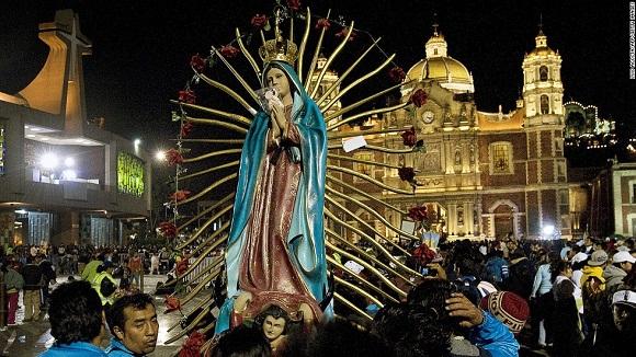 Virgen Guadalupe Cubadebate