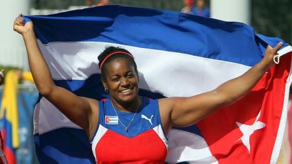 Yipsi podría cumplir su sueño de ser campeona olímpica, aunque ocho años después. Foto: Ismael Francisco/Cubadebate.