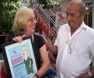 Ada Oramas. Foto: Tribuna de La Habana