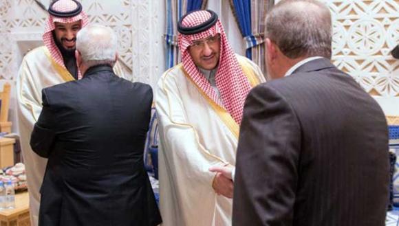 Arabia Saudí combatirá a cualquier organización terrorista. Foto: AFP