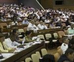 Plenario de la Asamblea Nacional del Poder Popular. Foto: Ismael Francisco/Cubadebate.