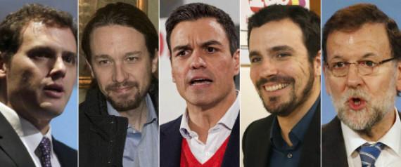 Resultado de imagen de Las campañas electorales en españa