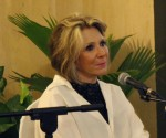 Sheila Nevins, Presidenta de HBO Documentary Films en el Hotel Nacional. Foto: Paola/Cubadebate.