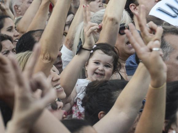 Todos lo sabe, los niños lo saben: con la ley de medios no se juega. Foto: Kaloian/Cubadebate.
