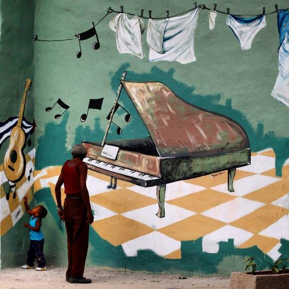 Imágenes de Cuba. Foto: Desmond Boylan/ Facebook