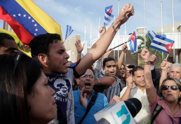 Cumbre de la Sociedad Civil en la Cumbre de las Américas, Panamá, abril de 2015. Foto: Ismael Francisco