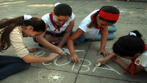 Cuba no solo ha brillado por lo alcanzado en materia de derechos humanos dentro de sus fronteras. Foto: Cubahora.