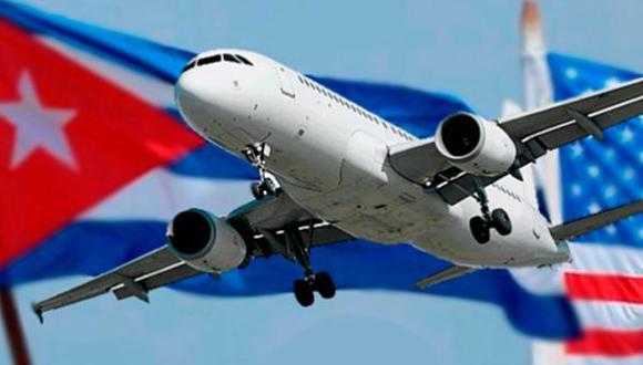 Autoridades de Cuba y Estados Unidos firmarán hoy un memorando de entendimiento para restablecer vuelos regulares directos entre ambos países.
