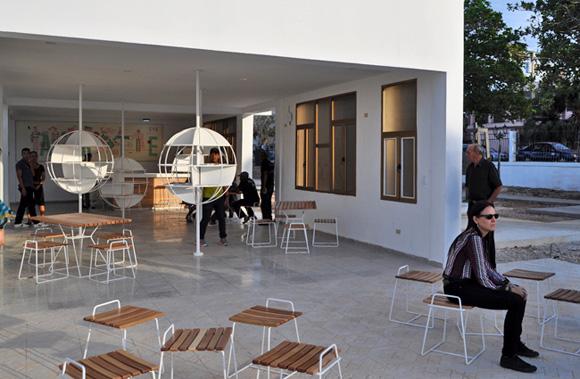 Enguayabera, centro cultural de Alamar.
