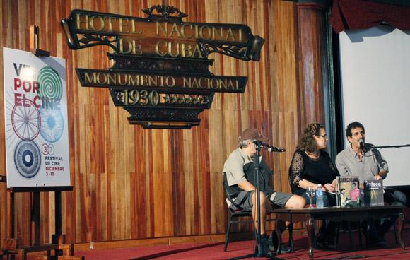 Acoge el Festival de Cine la presentación de las revistas Cine cubano y Enfoco. Foto: Paola/Cubadebate.