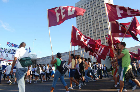 La FEU de Cuba ya tiene 93 años... y pronto 45 también
