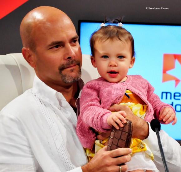 Gema en la Mesa Redonda. Roberto Garaycoa/ Cubadebate