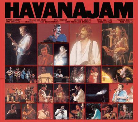 """Ese evento, celebrado en el teatro Karl Marx de La Habana en 1979, fue uno de los primeros """"puentes musicales"""" entre Cuba y Estados Unidos y reunió a artistas como Billy Joel, Kris Kristofferson, La Fania All Stars, John McLaughlin y a los cubanos Irakere, Pablo Milanés, Elena Burke, La Orquesta Aragón y Sara González, entre otras figuras."""