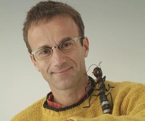 El entomólogo suizo Laurent Keller. Foto: Universidad de Lausana.