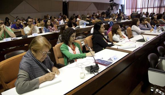 Estudiosos de la comunicación de América Latina se dan cita en La Habana. Foto: Ismael Francisco / Cubadebate.
