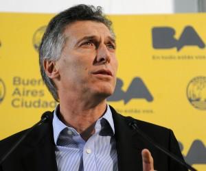 Macri intenta negar vinculos con el buitre Singer