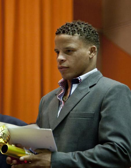 Ismael Borrero, entre los mejores del año en Cuba. Foto: Ismael Francisco/Cubadebate.
