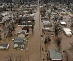 Inundaciones en el estado norteamericano de Missouri alcanzan cifras récord. (Foto: AP)