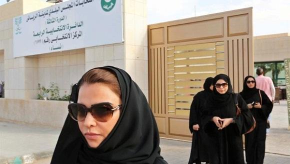 mujer saudi gana elecciones
