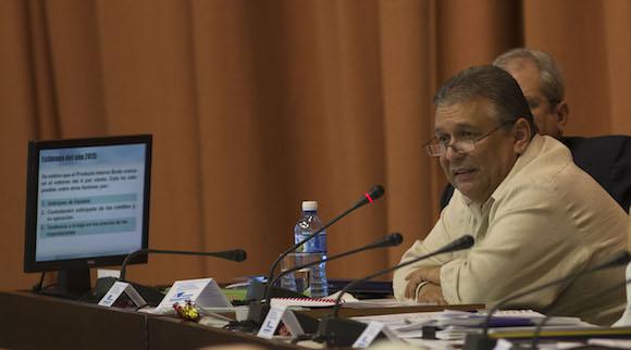 Marino Murillo. Foto: Ismael Francisco/ Cubadebate