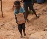 Más de 207 mil niños explotados laboralmente en Haití.