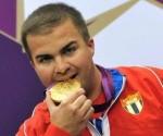 medalla de oro cuba tiro