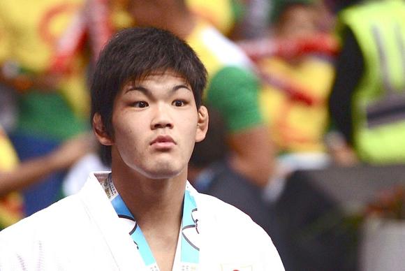Shohei Ono.
