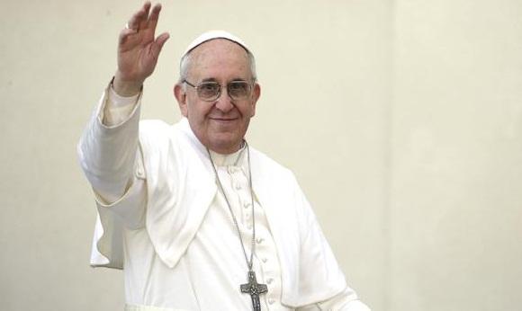 El Papa Francisco aparece como uno de los principales candidatos al galardón. Foto: Archivo