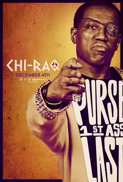 Chi-raq es un filme de Spike Lee sobre la violencia en Chicago.