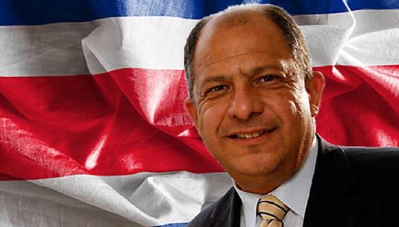 Presidente de Costa Rica llega a Cuba este domingo