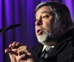 Steve Wozniak durante un acto en Los Ángeles. Foto: Getty