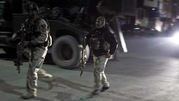 españa atentado afganistan