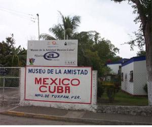 Reinauguran en Tuxpan Museo de la Amistad México-Cuba