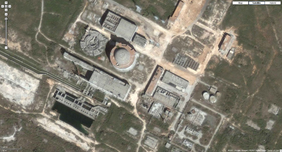 vista aerea de Juaragua