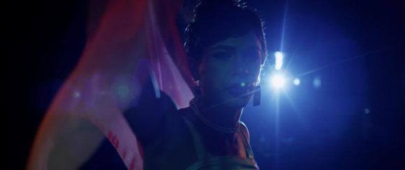 Jesús de drag queen en Viva.