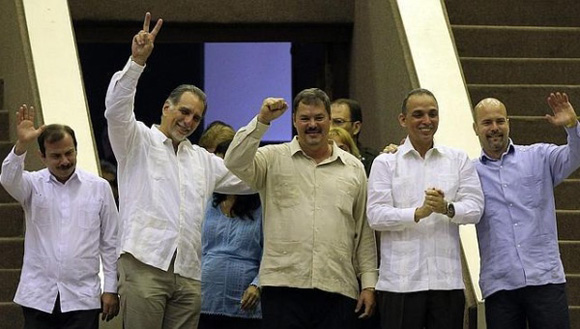 Retorno de antiterroristas cubanos: Victoria de la resistencia