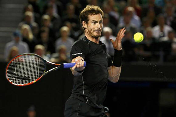Una vez más Murray se queda a las puertas de conseguir un Grand Slam. Foto: Thomas Peter/Reuters.